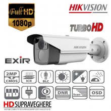 CAMERA VARIFOCALA HDTVI ,1080P ,IR50M,2.0MP ,HIKVISION TURBO HD DS-2CE16D5T-(A)VFIT3