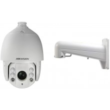 Camera Speed Dome IP, 3 Megapixeli , IR 150M , PoE, 20 x Zoom, Suport 1602ZJ inclus Hikvision DS-2DE7320IW-AE